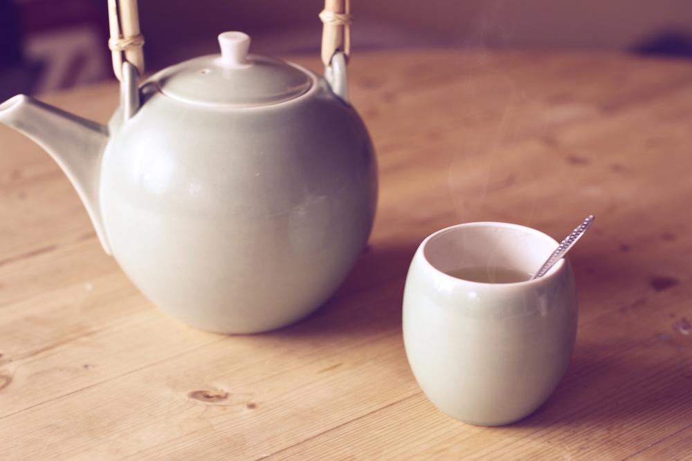 théières, thé, thés