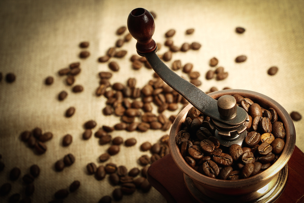 Mouture, café, type de mouture, café turc