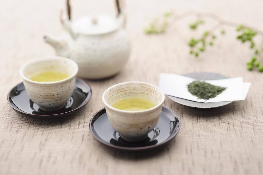 Thé, préparation, dégustation