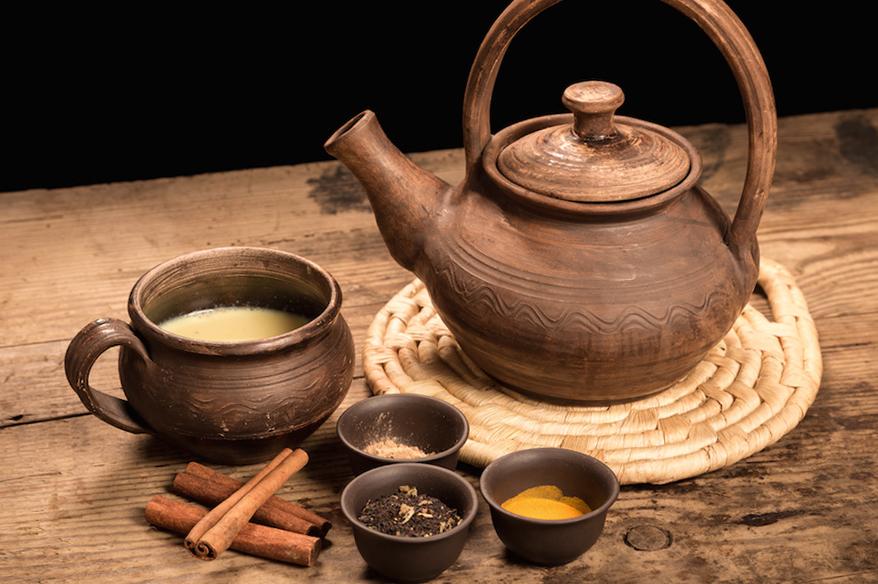 Chaï, thé chaï, thé épicé, épice, assam, inde