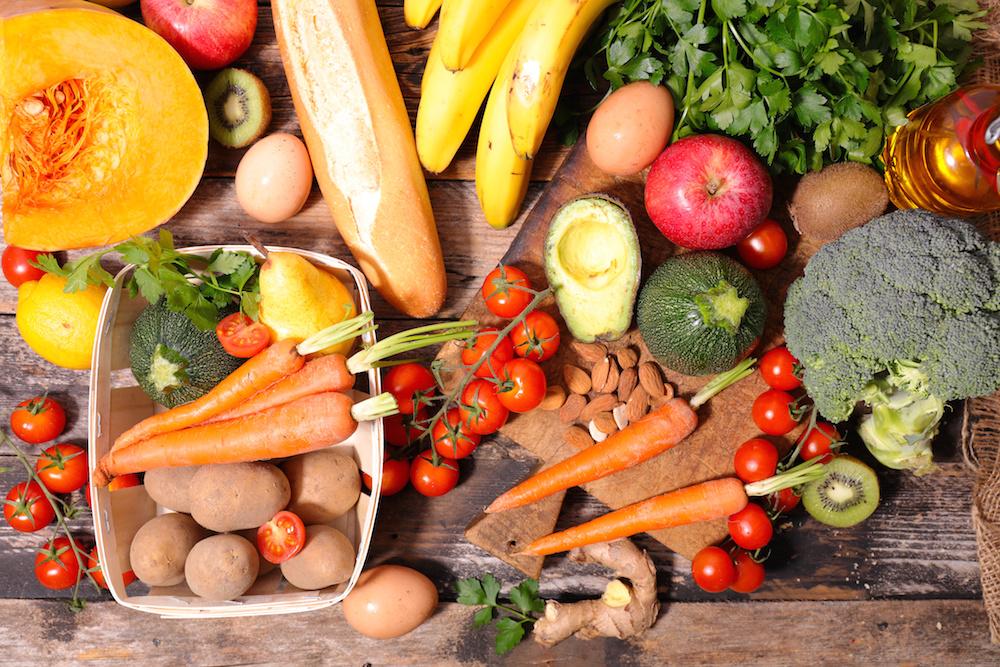 Antioxydants, aliments, santé