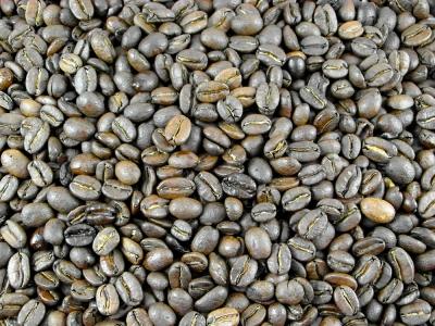 café, sumatra brun