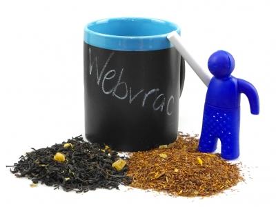 infuseur, mr tea, infusion, thé, tasse, professeur, idée cadeau