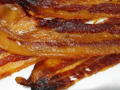 jerky, jerky porc, jerky bacon, jerky de bacon sucré salé