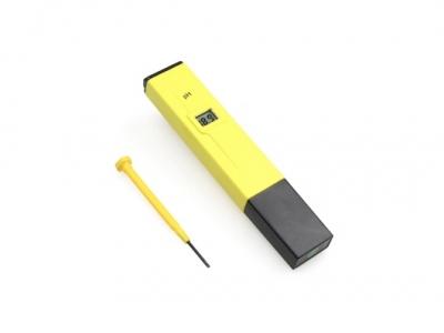 Lesteur de pH électronique