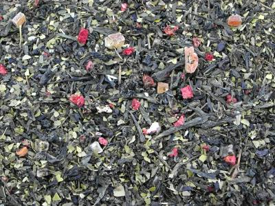 thé, infusion santé, fraise, décallage horraire