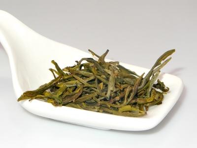 thé, thé jaune, huoshan