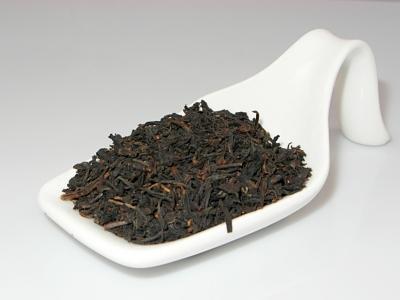 thé, thé noir, litchi