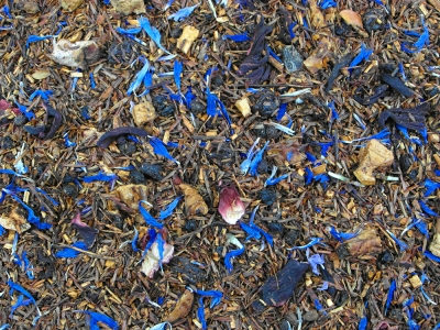 rooibos, thé, lac st-jean, bleuet