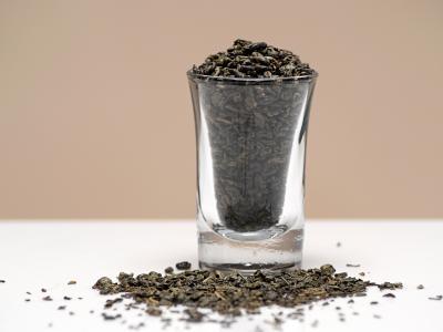 thé, thé vert, gunpowder