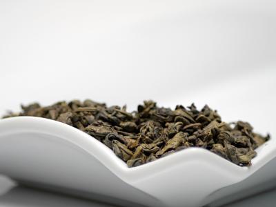 thé, thé vert, thé vert menthe