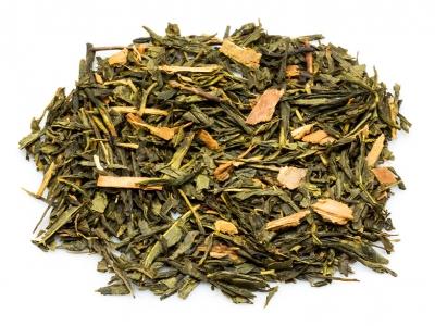 tea, green tea, vanilla